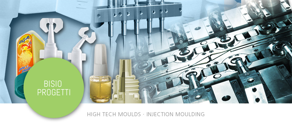Bisio Progetti Custom moulding Injection Mould
